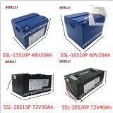 SOSLLI 18650 lithium ion battery 10S5P 36v 10ah lithium battery PACK