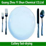 Household cleaning agents Tableware quick drying agent
