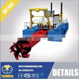 Cutter Suction Dredge for metal mineral dredging