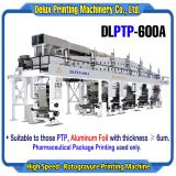 High Speed Computerized Automatic Aluminum Foil Rotogravure Printing Machine (DLPTP-600A)