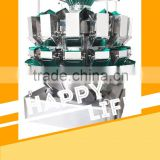 PenKan14 heads hardware multihead weigher packaging machine for weighing small hardwares