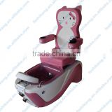 Foshan ShiKang New Design Beauty Pink Spa Pedicure Chair For Kid AK-A51
