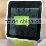 bluetooth smart wrist watch / sos smart watch / bangle fitness smart watch