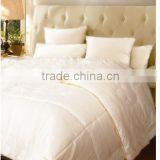 30% soybean fiber+70%3D hollow fiber soft soybean quilt with a fashion jacquard style