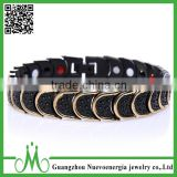 Wholesale 316 l stainless steel Fitness Sports Bracelets For Men
