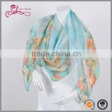 Summer Sexy Chiffon Beachwear Pareos Beach Cover-ups Sheer Sarong Scarf Wrap Dress Swimwear Cover Up scarf