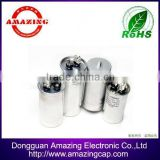 split ac capacitor, large capacitor for welding machine