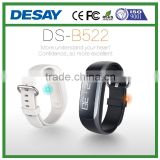 Desay Remote Photo Taking Pedometer Vibrating Fitness Bluetooth Band iOS Android APP DS-B522