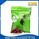 High Quality Custom Print Dried Chinese-Dates Plastic Packaging Bag