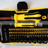 Wholesale 70 in one Laptop/Mobile phone/Tablet PC Multi-functional Repair kits screwdriver tools set