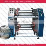 500mm PE stretch film slitter rewinder machine