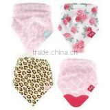 100% Cotton Bandana Bibs for new born Baby's