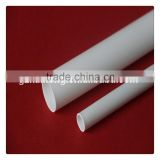 5mm white fire proof pvc insulation tube
