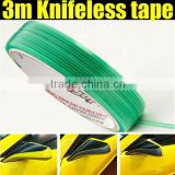 Hot & New 35mmx50m 3M knifeless tape for car wrapping tools design line knifeless film
