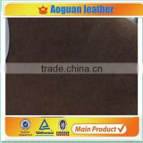2015 hot selling noble suede fabric A1577 for shoes upper china factory