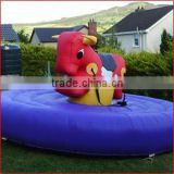 hot sale adults inflatable bull games human sport equipment