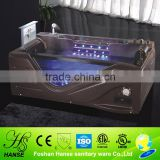HANSE cheap whirlpool bathtub/whirlpool tub air controls 1.9m lenght bathtub