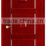armor plate wooden door