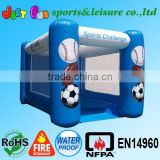commercial inflatable handheld sports games, sports game equipment inflatable sports stuff
