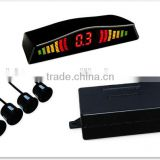 China manufacturer wholesale garage Parking sensor system reverse parking aid with LED display