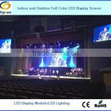 Indoor LED Rental Screen for Stage Backdrop Events