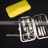 High quality stainless steel manicure pedicure