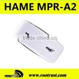 Factory wholesale GSM CDMA EVDO wireless router usb modem hame MPR-A2 with DLNA wireless storage