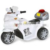 Battery operated ride on cars police motorcycles 818 with working light