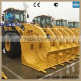 Leading brand SDLG 5ton Front End Wheel Loader Grasp Fork                                                                         Quality Choice