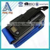 Luggage Straps With Plastic Buckle For Suitcase Heavy Duty Cross Luggage Strap Travel Belt