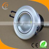 china factory led recessed lamparas de techo for kitchens 75mm cutout led down lighting 2700k 5w
