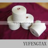 Polyester/Linen 85/15% Ne 40s Yarn for knitting and weaving