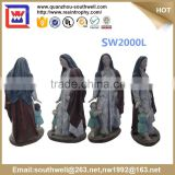 virgin mary statues wholesale resin mary and baby figurines virgin mary statues