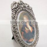 DS9030 resin antique chrome plated grape photo frame craft wedding table decoration gift souvenir