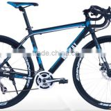 Complete city bike aluminum material for racing cycle 700c taiwan made fixed gear bike
