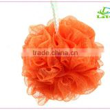 Wholesale exfoliating mesh pouf bath sponge , Soft & Health mesh bath sponge