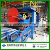 used metal roofing sale Z-Look EPS/Mineral Wool Sandwich Panel Machine With CE