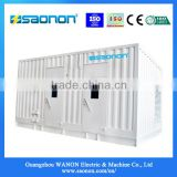 Heavy duty 1250kva Soundproof Container Diesel Generator Set manufactured by China factory