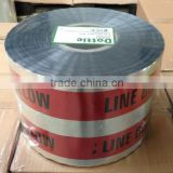 Underground Detectable Warning Tape Aluminium Foil Tape Cable Tape