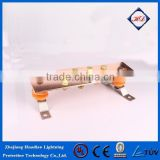 Earthing copper busbar