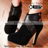 sexy boots newest designs high quality shoes 2016 PLF8005