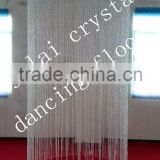 beautiful crystal backdrop for even patry decoration