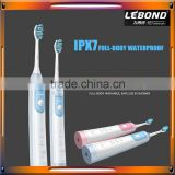 Best mouth care 33000 high vibration frequencysonic electric toothbrush china manufacturer