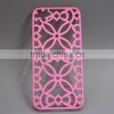 case cover for iphone, scratch resistant phone case, hollow phone case, radiating phone case