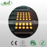 0.7 inch orange color 5*7 led dot matrix module