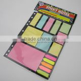 COVER STICKY NOTEPAD FOR PROMOTIONS OR COMPANY GIFTS OF NEW