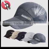 Korean men's summer hat outdoor sports quick-drying mesh sun shade baseball cap wholesale custom