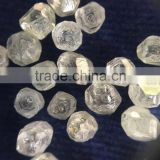 HPHT synthetic uncut diamond CVD diamond rough white uncut diamond