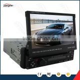 7inch Car In-dash DVD Player Compatible with DVD,DVD-RW,VCD,CD-R,CD-RW,MP3,MP4 JPEG, AM,FM