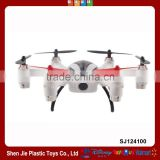 2.4G 4CH 6-Axis Gyro Mini Drones Toys 3D Flip CF Mode RC Hexacopter Remote Control Helicopter